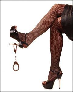 Die Beine deiner Telefonsex Herrin