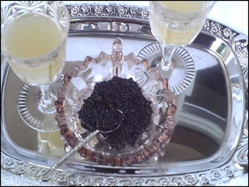 Marions Natursekt & Kaviar